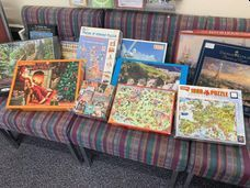 Jigsaws to while away the winter